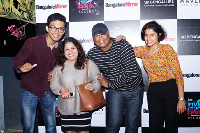 Times of India Anniversary Event featuring DJ MA FAIZA at Skydeck, 27th October, 2017