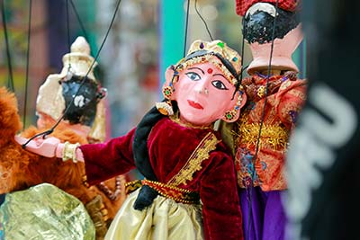 Dhaatu Puppet Festival - 16th and 17th June 2019