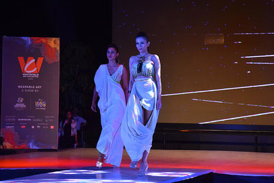 Fashion Show with J.D. Institute of Fashion Technology