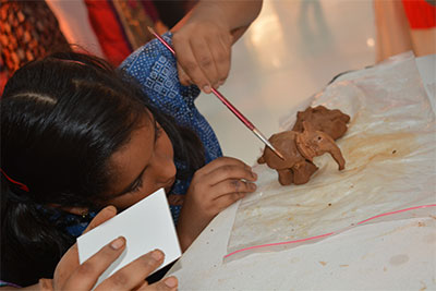 VR Kids' Kanvas - Sculpture workshops on 15th and 16th sep '18