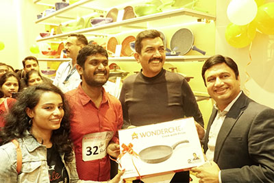 Cook for me Contest with Chef Sanjeev Kapoor, 25th Dec '17