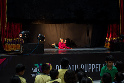 Dhaatu Puppet Festival on 16th & 17th June '18