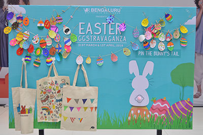 Easter Eggstravaganza - 31st Mar & 01st Apr '18