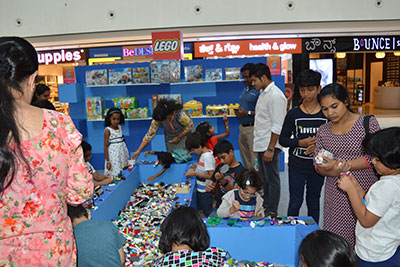 Lego City - 16th to 18th Nov '18