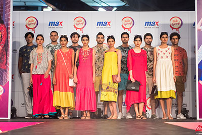 Max Spring 2018 Launch 11th Feb '18