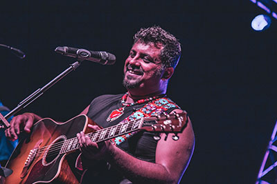 The Raghu Dixit Project @ Sky deck, VR Bengaluru - 30th Mar '19