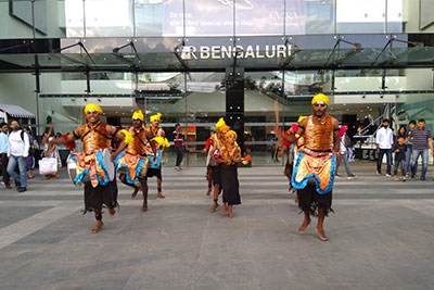 VR Bengaluru Presents Grand Dasara 19th & 20th Oct '18