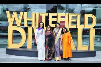 Whitefield Literary Society - Salon with Shree - 19th October 2019