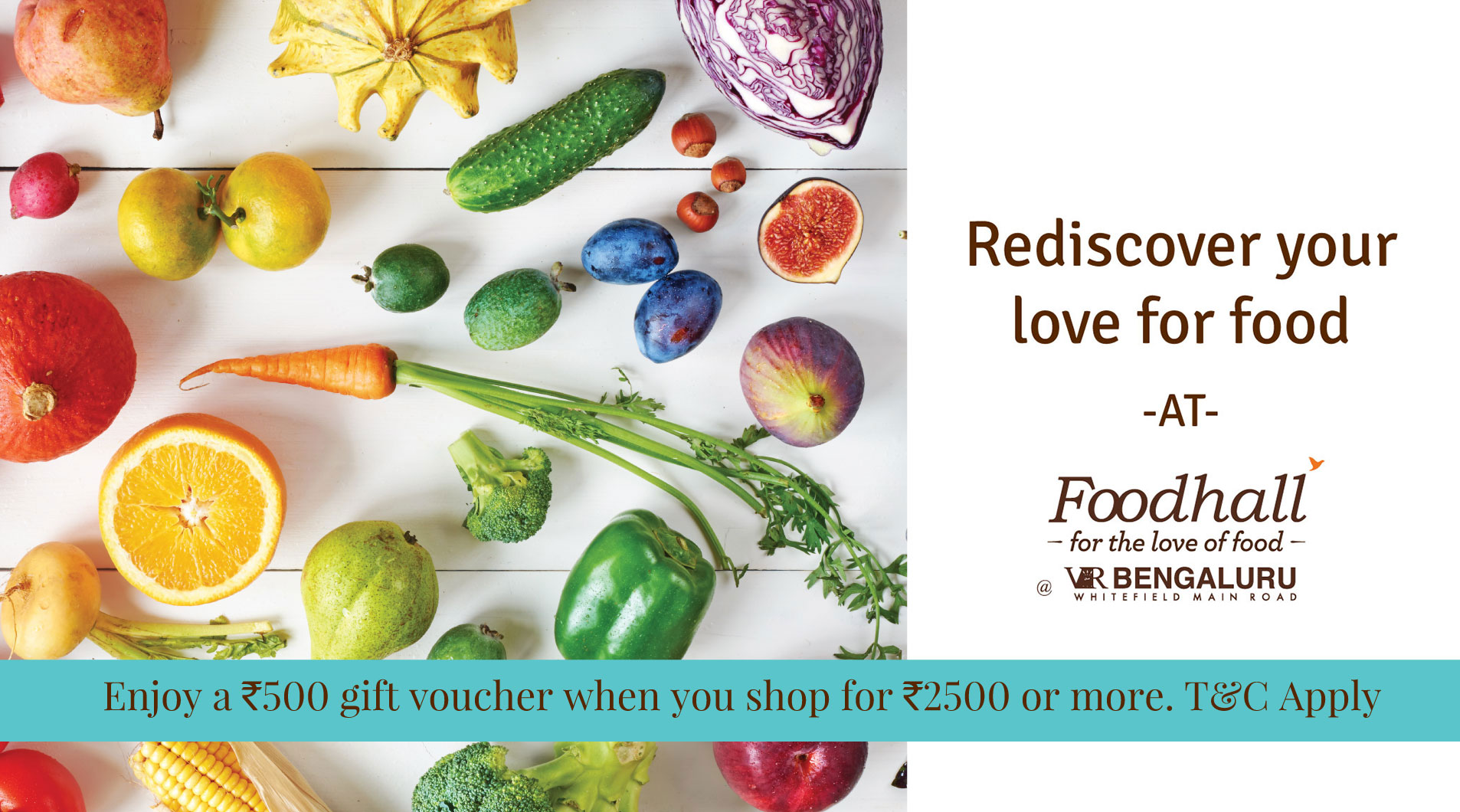Foodhall offer