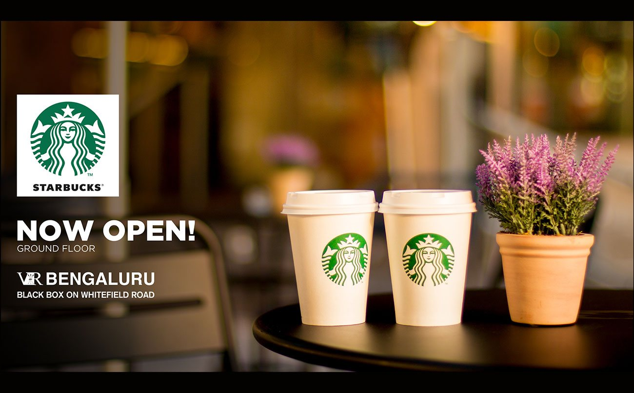 Star Bucks Now Open