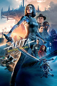 Alita: Battle Angel (UA) English, IMAX 3D