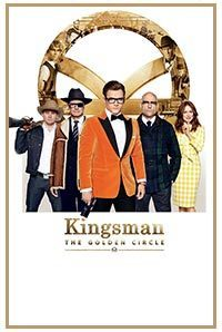 Kingsman: The Golden Circle (A) English, IMAX 2D