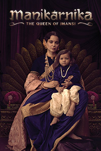 Manikarnika: The Queen of Jhansi (UA) Hindi, 2D