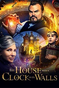 The House With A Clock In Its Walls (UA) English 2D Gold