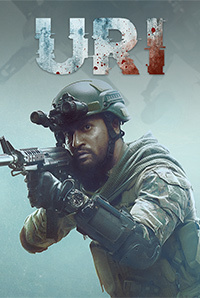 URI - The Surgical Strike (UA) 2D Hindi Gold