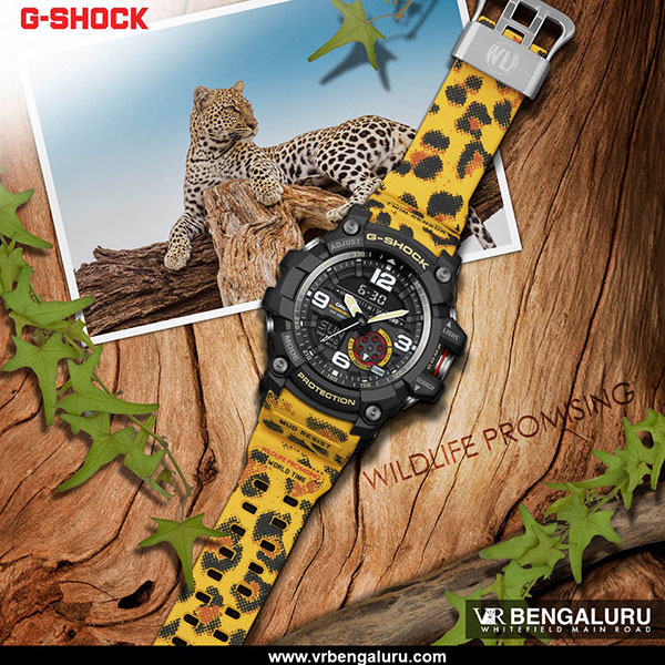 G-SHOCK WILDLIFE PROMISING Limited Edition