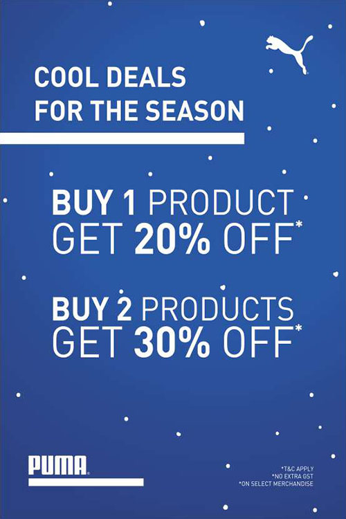 Cool Deals for the Season