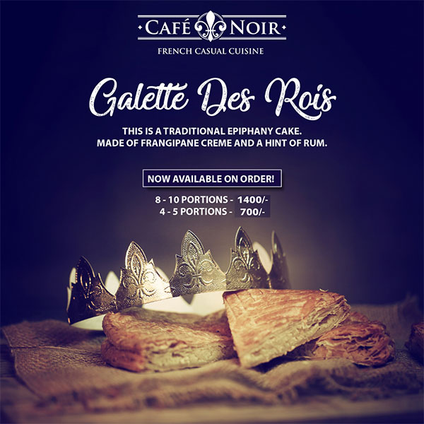 The kings Galette is back!