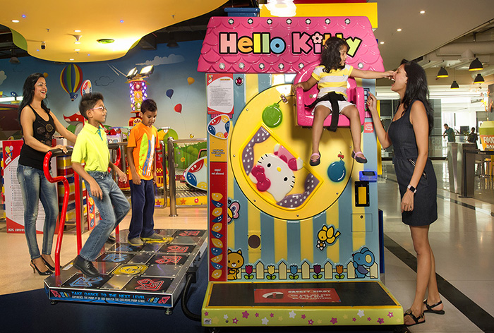 Family Entertainment Places In Bangalore Funcity