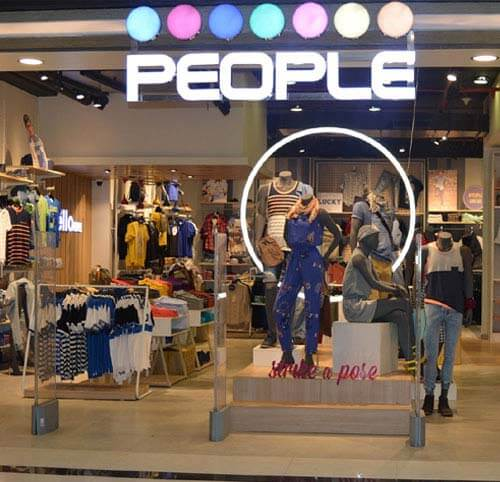 People Official Online Store, Buy People 5